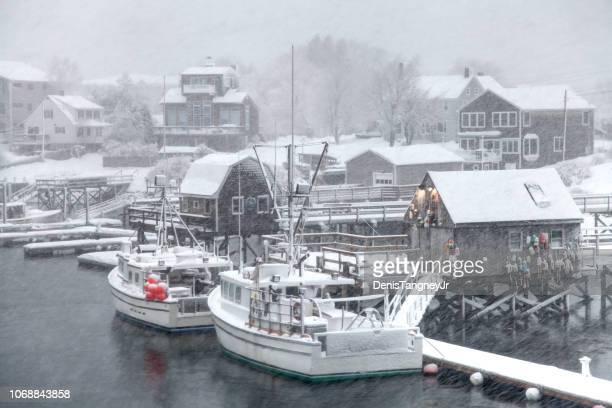 Winter in Kittery Maine