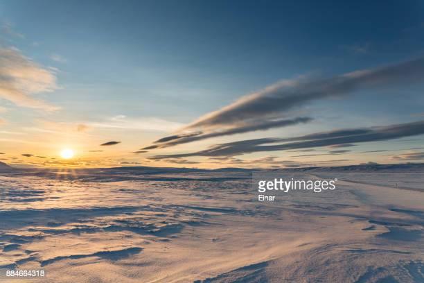 Winter in Myvatnssveit