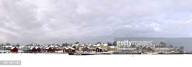 Winter in Oregrund