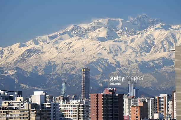 Invierno en Santiago