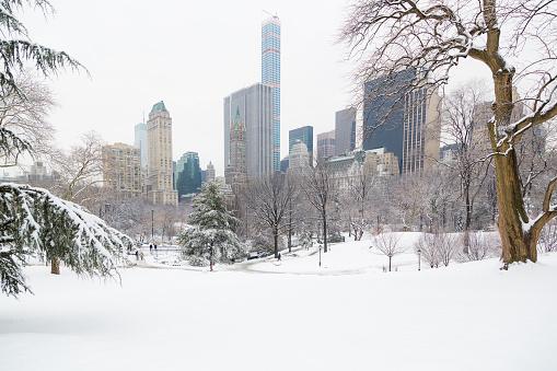 Winter in the city - gettyimageskorea