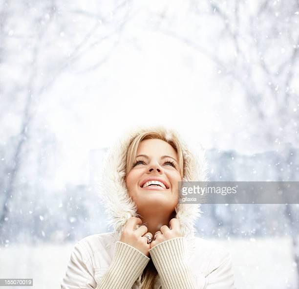 inverno gioia. - gilaxia foto e immagini stock