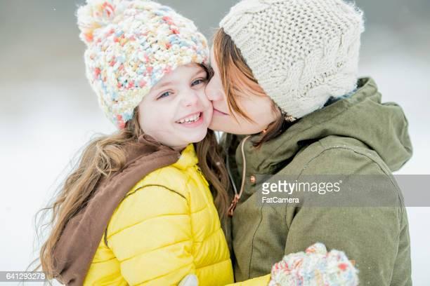 Winter-Küsse