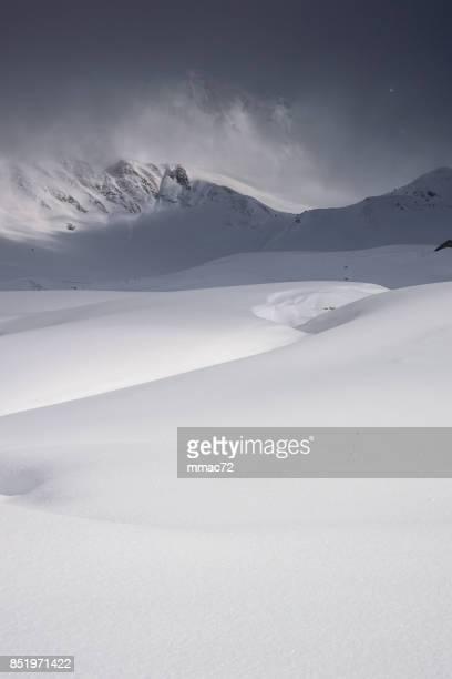 winter landscape - febbraio foto e immagini stock