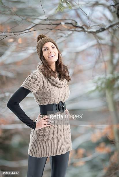 Winter Lifestyle Fashion Fun
