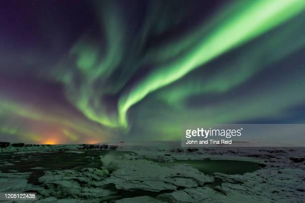 winter light - light natural phenomenon ストックフォトと画像