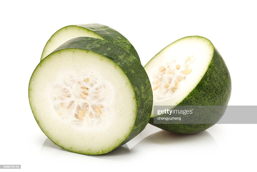 Winter melon : Stock Photo