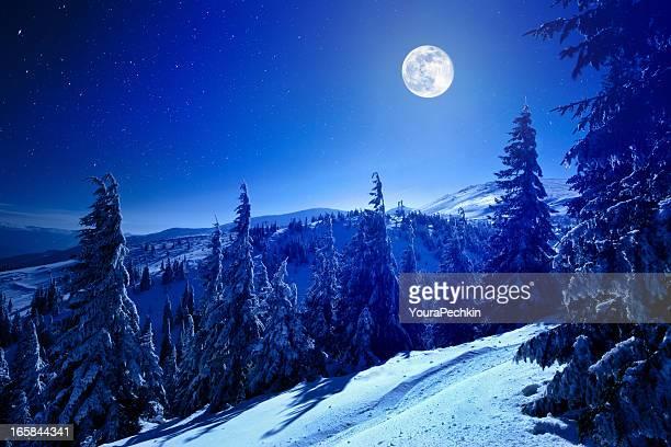De invierno moon