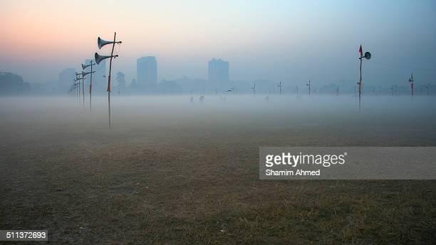 winter morning - indischer politiker stock-fotos und bilder