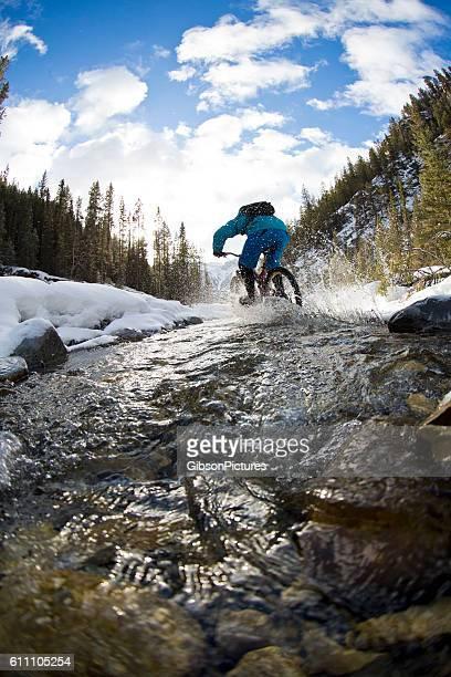 Winter Mountain Bike Ride
