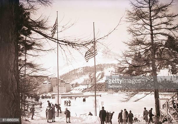 Winter Olympics In Switzerland