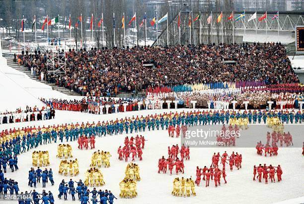 Winter Olympics Opening Ceremonies