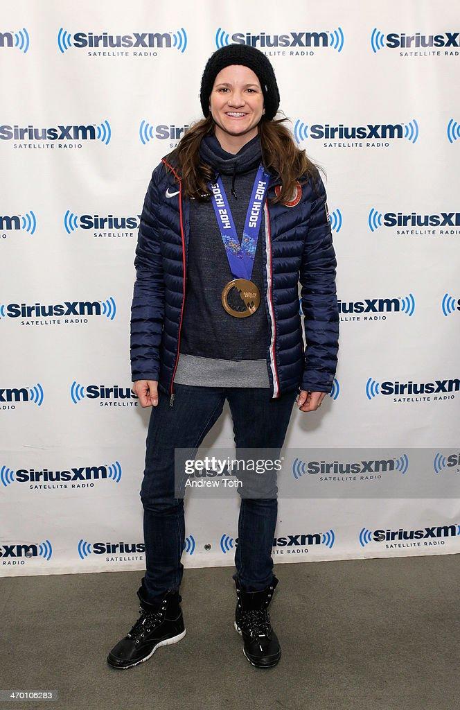 Celebrities Visit SiriusXM Studios - February 18, 2014