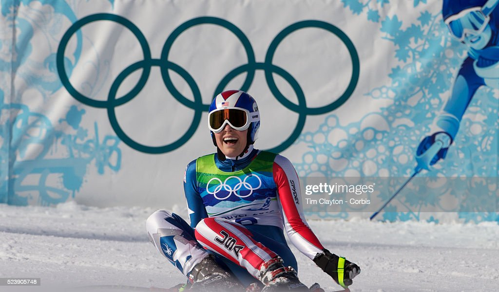 Vancouver 2010 - Alpine Skiing - Women's Downhill : News Photo