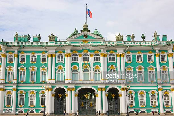 winter palace - winter palace st. petersburg stock photos and pictures