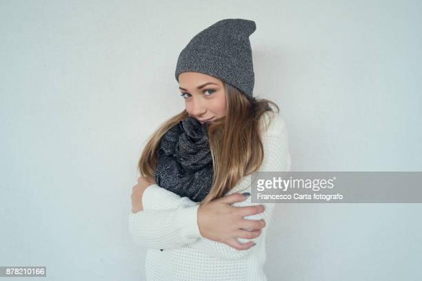 winter - abiti pesanti foto e immagini stock