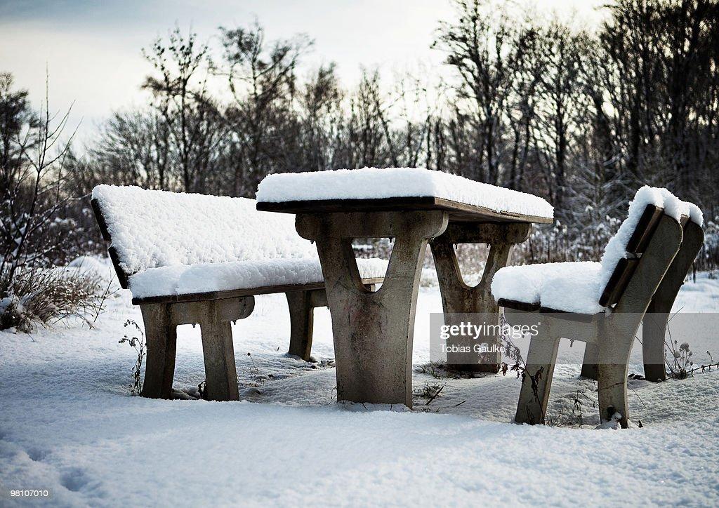 Winter  : Stock-Foto