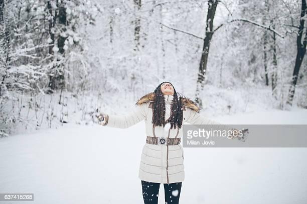 Winter playtime