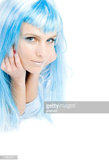 winter portrait - graphixel stock pictures, royalty-free photos & images