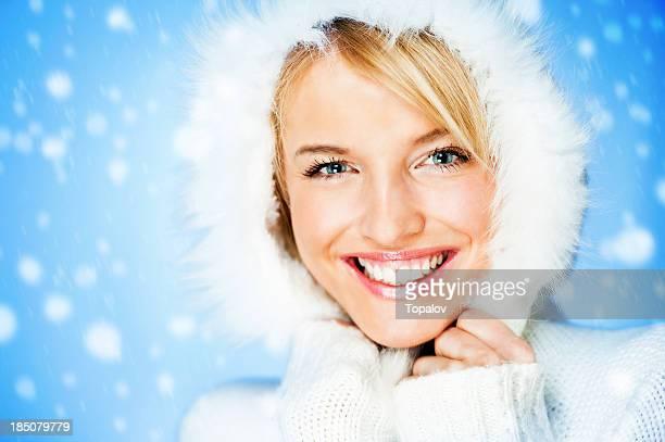 Winter-Porträt