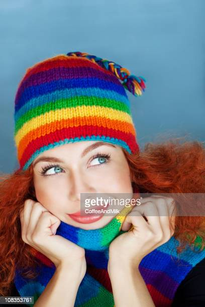 Winter-Regenbogen