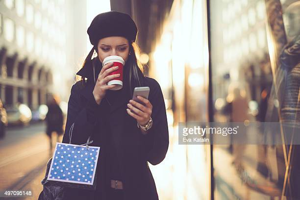 winter shopping season - a fall from grace stock pictures, royalty-free photos & images