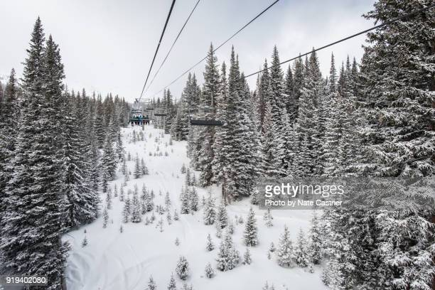 Winter Skiing and Snowboarding in Colorado