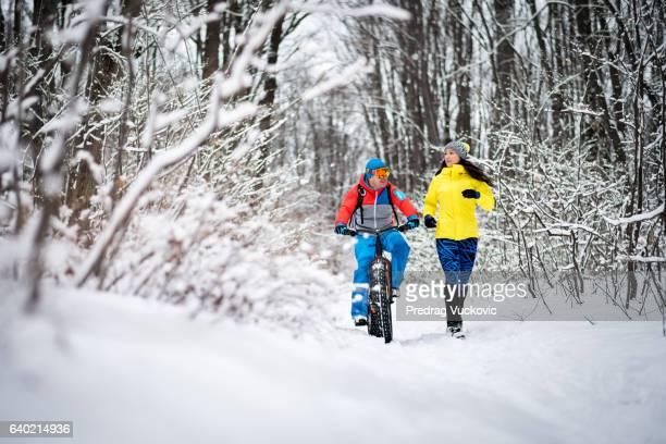 冬のスポーツ