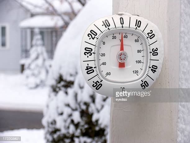Winter-Thermometer