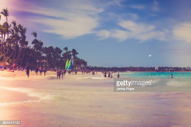 Winter Vacation in Punta Cana, Dominican Republic