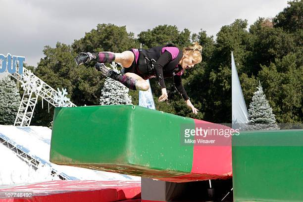 WIPEOUT Winter Wipeout Don't Fear the Beaver Tune in for white hot ice cold competition and other temperaturerelated wordplay says host John Henson...