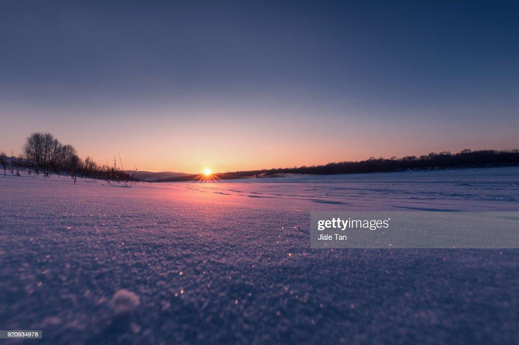 Winter Wonder Land : Stock Photo