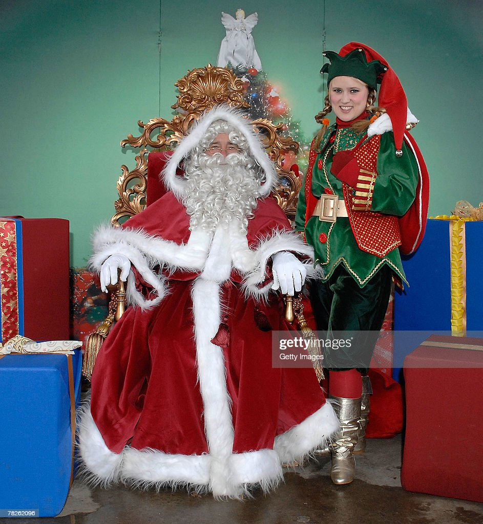Winter Wonderland Introduces Father Christmas