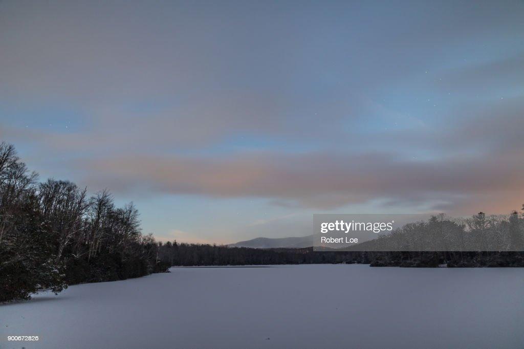 Winter Wonderland : Stock Photo