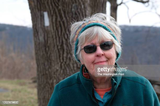Wintergreen, VA - Feb. 19: Lynn Cameron a board member of the Virginia Wilderness Committee talks about a life spent enjoying many of the wilderness...