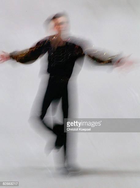 Wintersport / Eiskunstlauf WM 2004 Dortmund Spezial verwischt 230304
