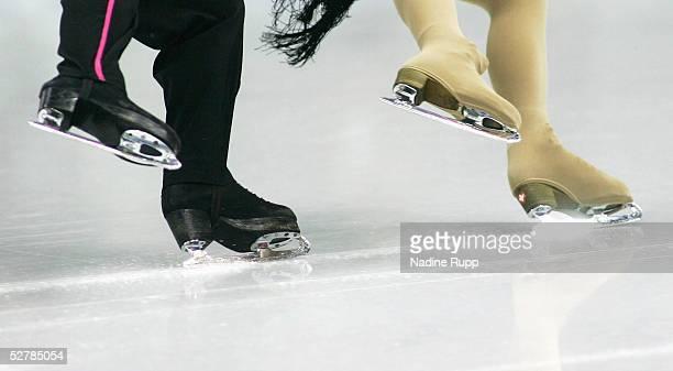 Wintersport/Eiskunstlauf : EM 2005, Turin, 27.01.05;Eistanz Originaltanz;Spezial