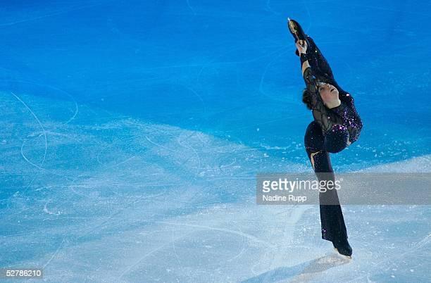 Wintersport/Eiskunstlauf EM 2005 Turin 300105SchaulaufenIrina SLUTSKAYA/RUS