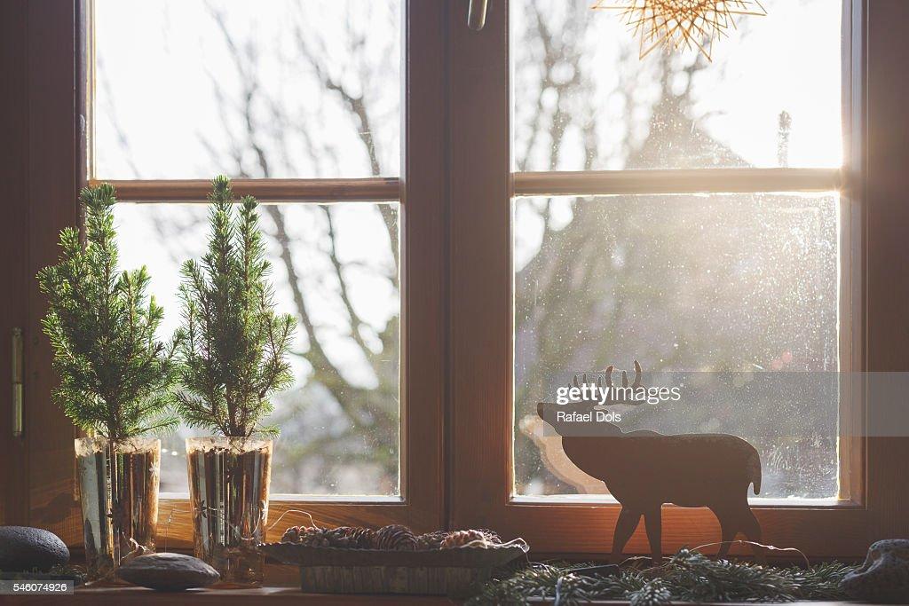 Wintertime, Heilbronn, Germany : Stock Photo