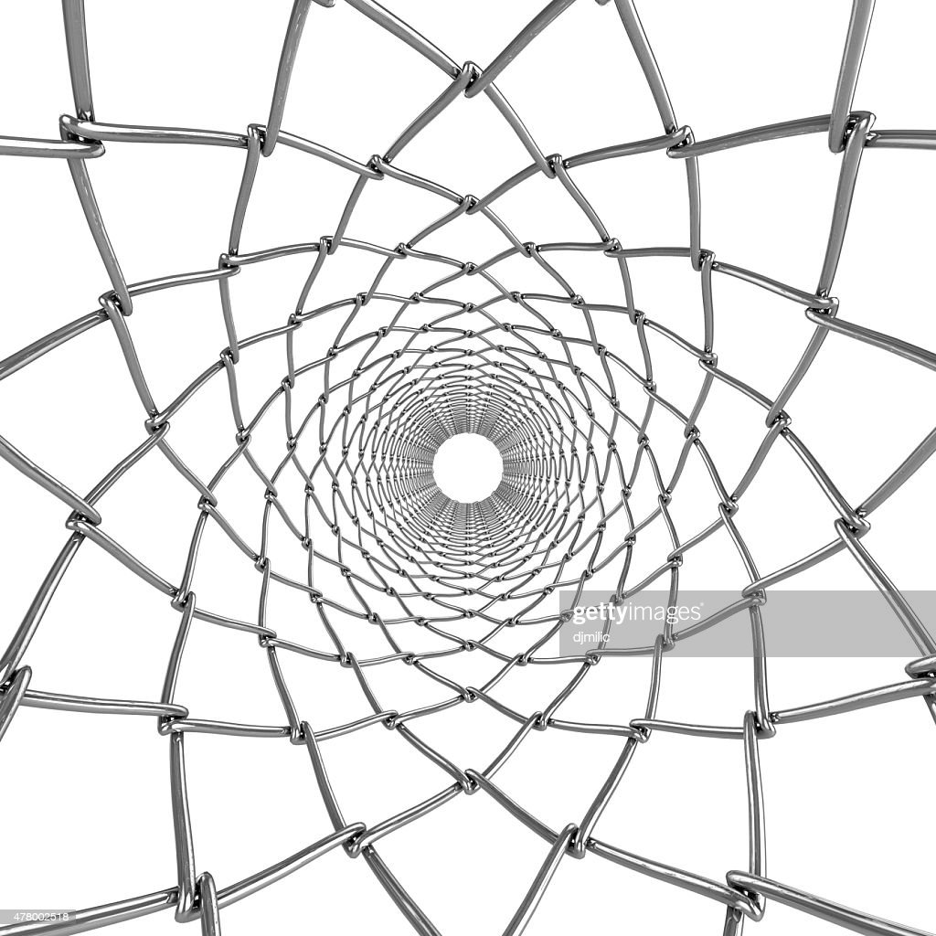wire web tube stock photo getty images Chicken Wire Tubes wire web tube stock photo