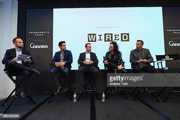 Wired Head of Revenue Doug Grinspan, Ogilvy & Mather Worldwide Chief Digital Officer Brandon Berger, Adform Chief Strategy Officer Anthony Rhind, AOL...
