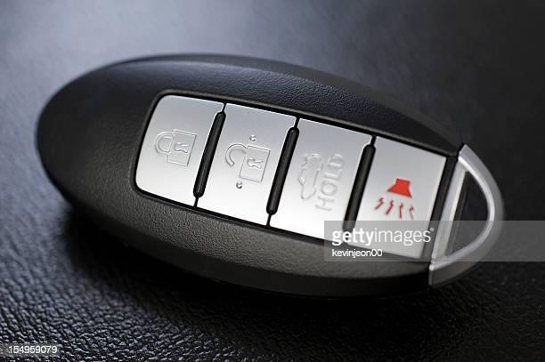 Wireless car key