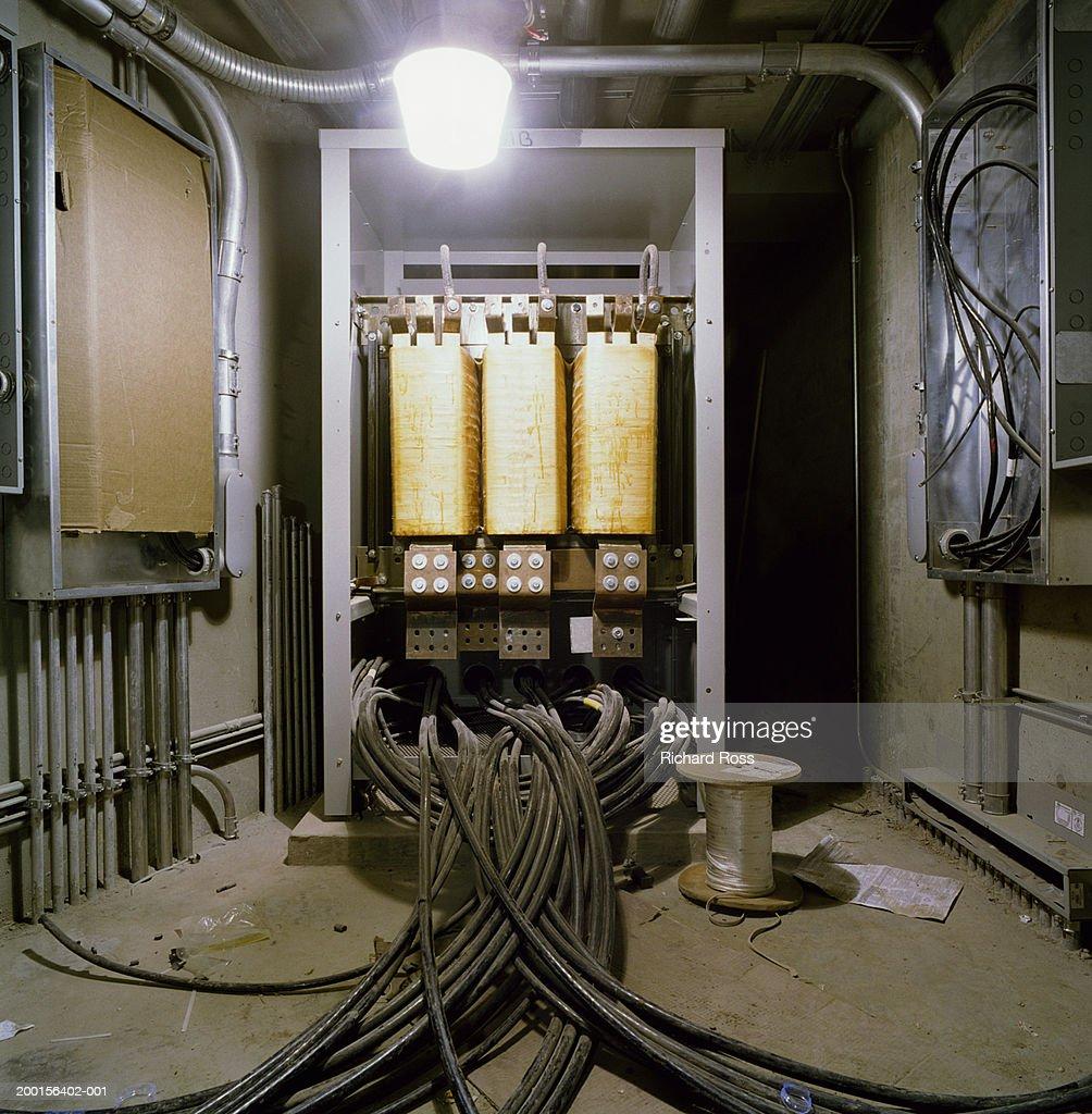 Electrical Wiring Basement