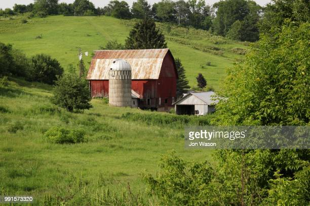 wisconsin dairy farm - iowa_county,_wisconsin stock pictures, royalty-free photos & images