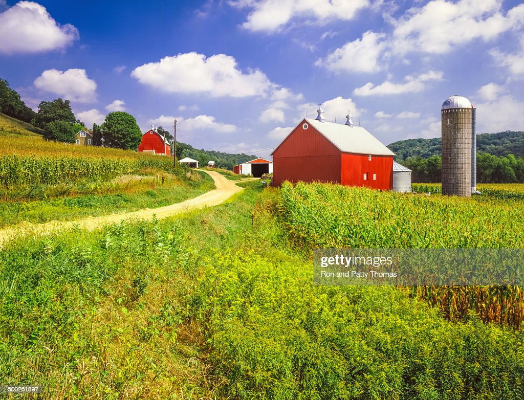 Farm Stock Photos and Pictures Getty Images