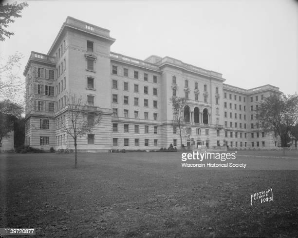 Wisconsin General Hospital University of Wisconsin 1300 University Avenue Madison Wisconsin September 4 1926
