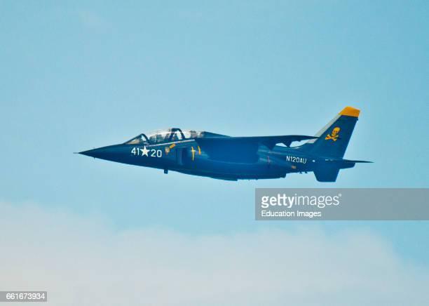 Wisconsin Oshkosh AirVenture 2016 1981 Dornier GMBH Alpha Jet Aircraft