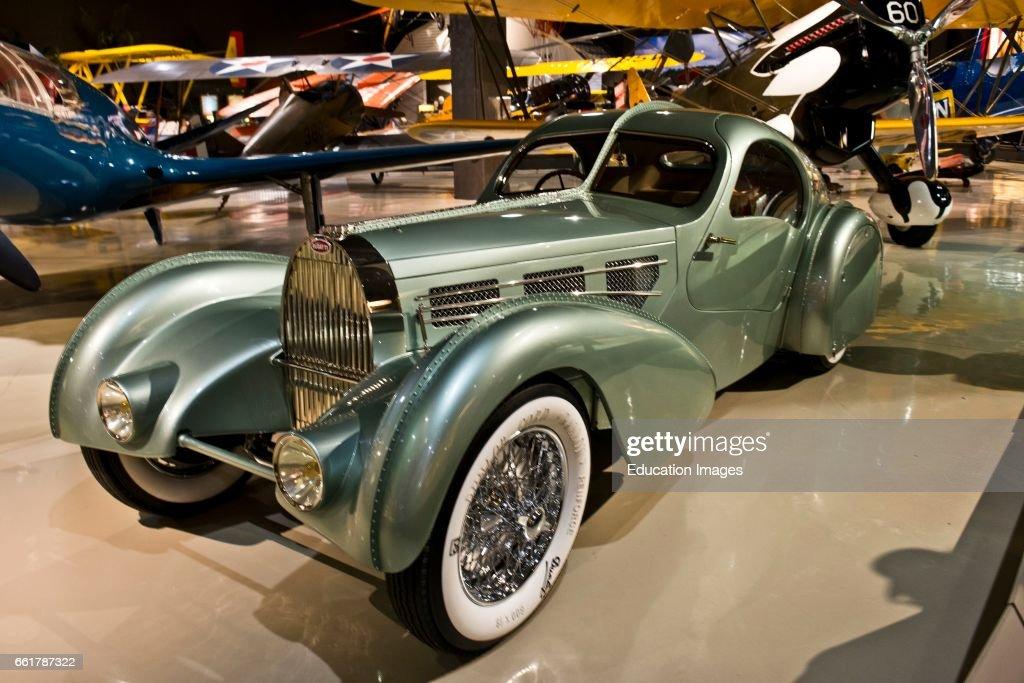 airventure2016 eaa museum 1935 bugatti aerolithe recreation