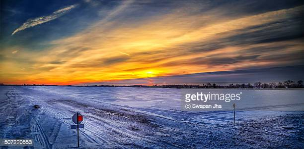 wisconsin sunset - iowa_county,_wisconsin stock pictures, royalty-free photos & images