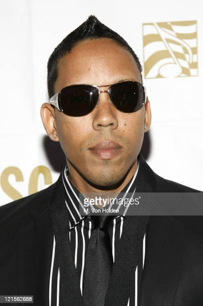 Wise during 15th Annual ASCAP Latin Music Awards - Cocktail Reception at Nokia Theatre in New York City, New York, United States.